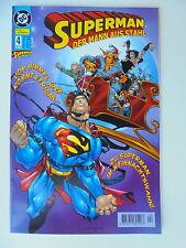DC Superman Nr. 4 - Z. 1-2