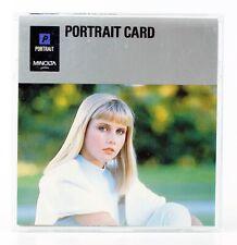 MINOLTA Chip Karte Programmkarte PORTAIT CARD DYNAX 700si 7xi 9xi 7000i 8000i
