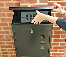 NEVER MISS ANOTHER EBAY OR AMAZON DELIVERY AGAIN - WATERPROOF/SECURE PARCELBOX!-