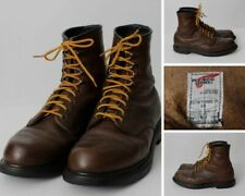 Men's Red Wing Boots Brown 953 Made in USA 11.5 US 2892 EUR 45 UK 10.5