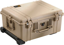 Pelican 1610 Protector Case With Foam - Used - Desert Tan