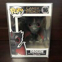 "Funko Pop Game of Thrones : Drogon #16 Vinyl Figure ""MINT"""