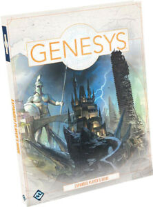 Miscellanous RPGs Genesys RPG: Expanded Player's Guide Hardcover