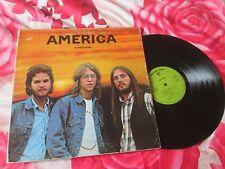 America Homecoming Warner Bros. Records K 46180 Tri fold Sleeve Vinyl LP Album