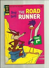 BEEP BEEP THE ROAD RUNNER #29  1972 GOLD KEY COMICS  LOONEY TUNES  WILE.E.COYOTE