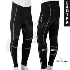 Women's Padded Regular Size Cycling Tights & Trousers
