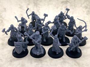 Battle Sisters for skirmish games like Frostgrave, Mordheim, etc.