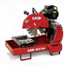 "MK Diamond MK-2000 14"" Electric Brick & Block Saw w/Baldor 1.5 HP Motor"