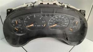 Speedometer US Cluster Fits 00-05 BLAZER S10/JIMMY S15 281836