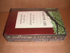 The Harper Lee Collection : To Kill a Mockingbird and Go Set a Watchman NEW