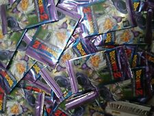 Lot of 82 5-card mini booster packs -Dragon Ball Z Awakening TCG-unopened Panini
