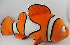 "Walt Disney Pixar Finding Nemo Large Jumbo 28"" Nemo Stuffed Plush Clown Fish"