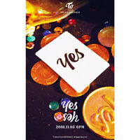 TWICE Yes or Yes 6th Mini Album CD+Booklet+Photocard+Etc / Tracking Num