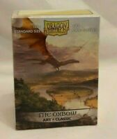 Dragon Shield Art Card Sleeves Oxbow Classic Standard Size 100 Box Sealed NEW