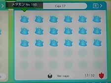 Japanese Ditto Shiny 6 IVs - Pokémon Sword and Shield / HOME
