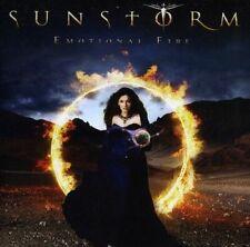 SUNSTORM EMOTIONAL FIRE BRAND NEW SEALED CD JOE LYNN TURNER'S