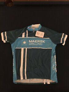 Maersk Drilling Primal Raglan Biking Jersey Mens XL
