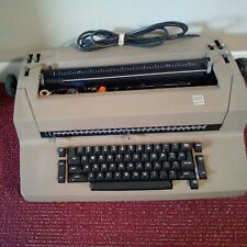 Parts Or Repair Ibm Selectric Ii Self Correcting Typewriter