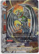 Buddyfight Steel Rending Wings, Bladewing Phoenix