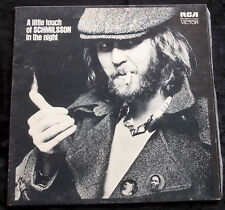 HARRY NILSSON A Little Touch Of Schmilsson In The Night LP