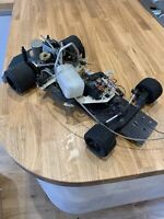 SG Futura 1/8 VINTAGE F1 RC Car Made In Italy