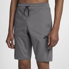Nike Sportswear Tech de punto para hombre Pantalones Cortos Entrenamiento Gimnasio Informal Slim Fit