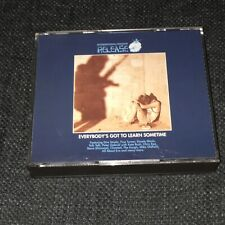 EVERYBODY'S GOT TO LEARN SOMETIME 2CD Talk Talk Dire Straits P Gabriel Kate Bush