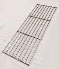 ACCIAIO INOX BARBECUE A CARBONE GRILL circa 17.3cm x 44.5cm