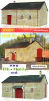 Hornby Skaledale Model Railway buildings, 1:76 OO Gauge, NEW