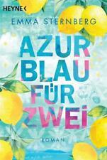 Azurblau für zwei von Emma Sternberg (2018, Klappenbroschur)