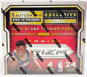 2020/21 Panini Prizm Basketball Retail NBA Box Random Live Team Break #4