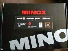 Minox Fernglas BN 7x50 DCM weiß digitalem Kompass Tasche Batterien unbenutzt
