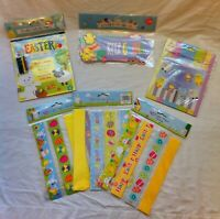 Easter Decorations. Paperchains-Garlands-Activity Packs - Easter Hunt Arrows.