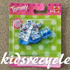 RARE Barbie Kelly Club Fashion Favourites TOMMY Summer Outfit (Shorts shirt sand