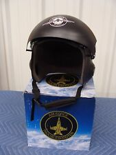 Deluxe Airforce Fighter Jet Pilot Air Force Adult Costume Accessory Helmet Hat