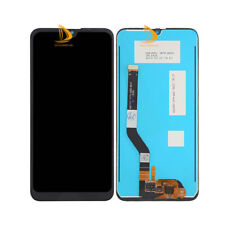LCD Screen Display Touch Digitizer Full Assembly for Huawei Y7 2019 Black *jkd