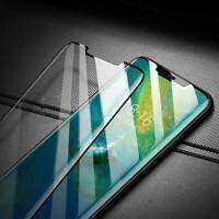 For Huawei P20 P30 Mate 20 Pro Lite Tempered Glass Full Curved Screen Protector