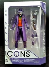 """DC COMICS ICONS THE JOKER 6"""" The Death in the Family Action Figure"""