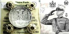 Savoia-ALBANIA Italiana (5 LEK 1939 XVII)