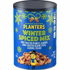Planters Winter Edition Spiced Trail Mix (Best Before July 2021) (18.75oz)