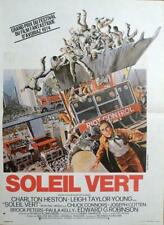 Soylent Green Vintage Classic Movie Poster Print A0 A1 A2 A3 A4 Maxi
