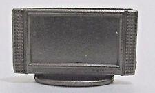 Hasbro Monopoly Electronic Banking flat screen tv token metal pewter miniature.
