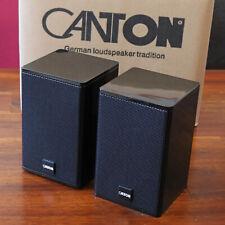 2x Canton CD 1020 - Surround Lautsprecher / Satelliten - TOP Zustand - Set 1
