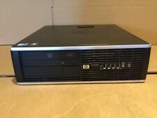 HP 8000 SFF PC Core2Duo E8500 2 x 3.16GHz 4GB 250GB DVD PC