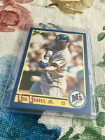 1990 Score - KEN GRIFFEY JR #560 - PSA Ready - Seattle Mariners