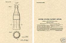 Coca Cola Natale Vernice 1923 Stampa Artistica Pronto da Incorniciare Coca-Cola
