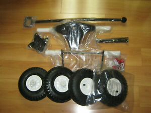 Radio Flyer Parts (Model 22W) Everything except steel pan and wood sides (NEW)