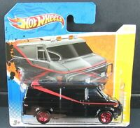 2011 #39 HW Premier #39 A Team GMC Van SHORT CARD HOT WHEELS 1/64 DIECAST CAR