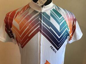 Primal Wear Cycling Jersey CHARLIE Sport Cut Raglan Size Medium