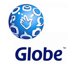 Philippine Globe Prepaid 4G SIM Card w/ P150 load Roaming Capable LTE Tri Cut